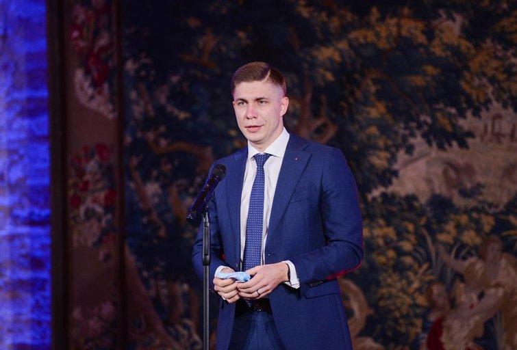 Mindaugas Sinkevičius (nuotr. Fotodiena/Justino Auškelio)