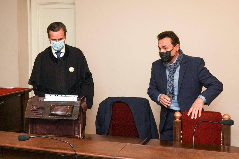 P. Gražulis Vilniaus apygardos teisme