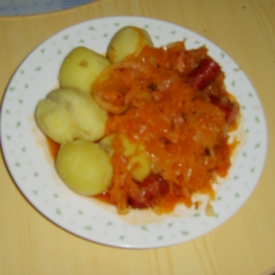 Troškinti Kopūstai Pomidorų Padaže Receptai Tv3lt