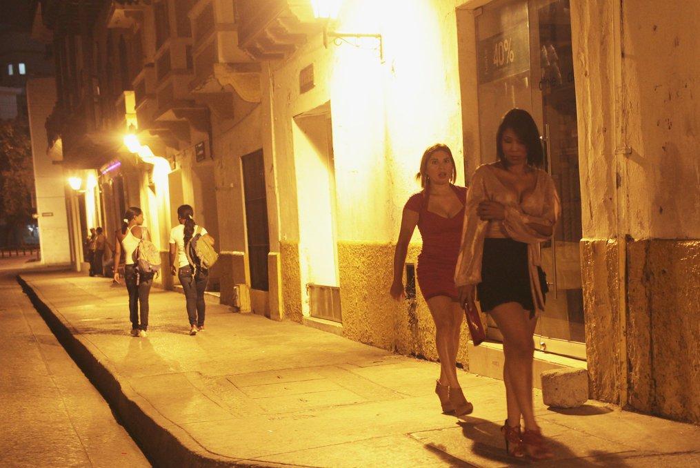 Проститутки картахена объявления проституток тюмень