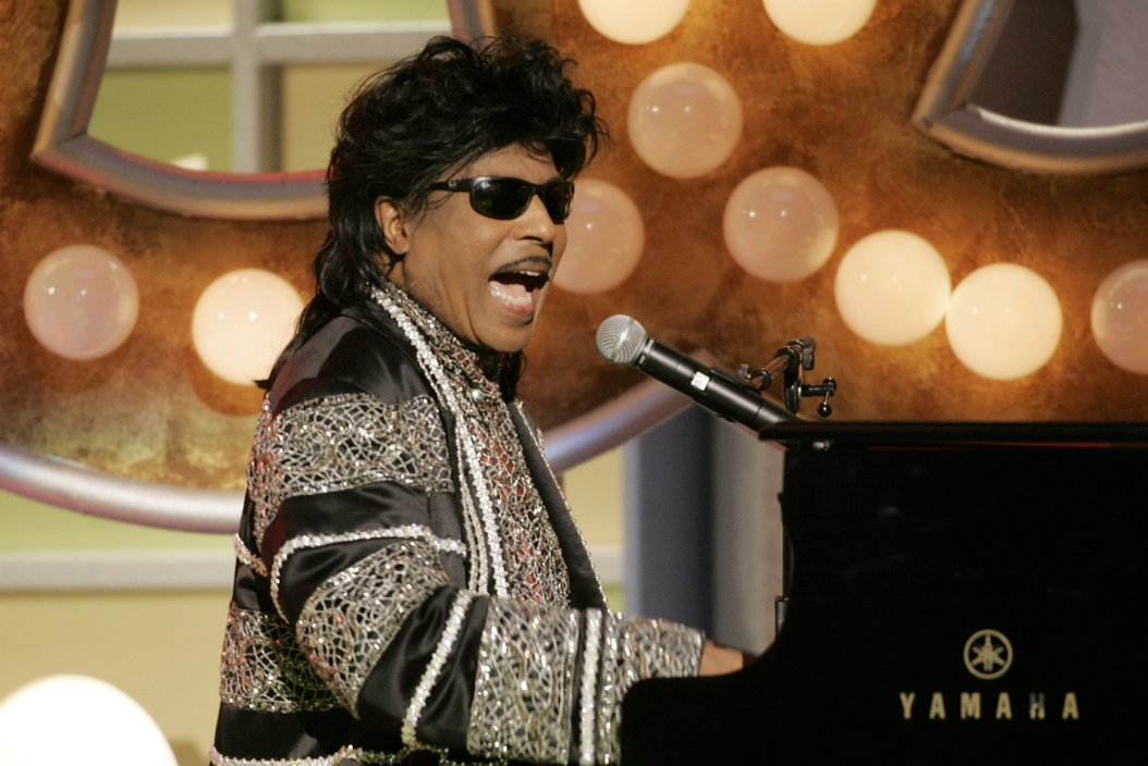 Little Richard (nuotr. SCANPIX)