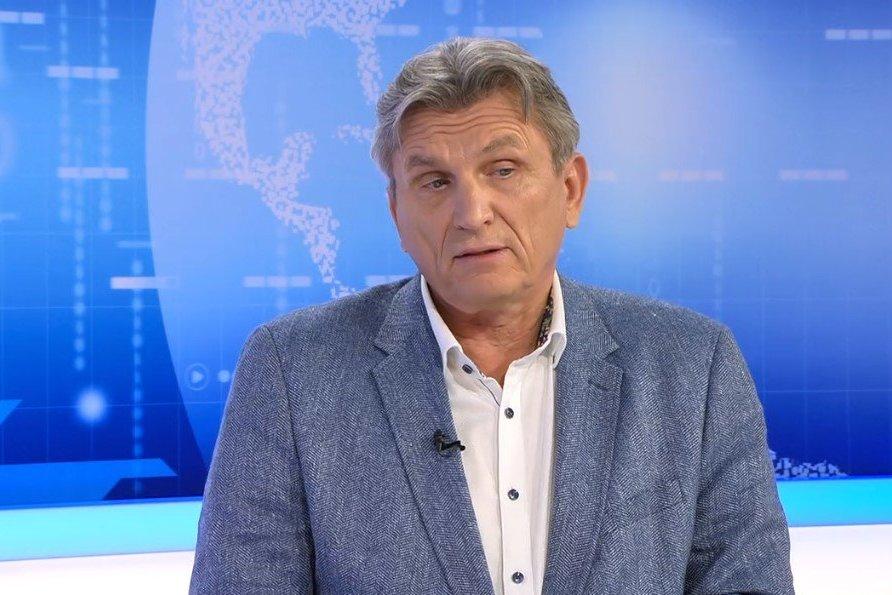 Valentinavičius: premjero žmona iššovė jam į koją iš didelio kalibro ginklo   tv3.lt