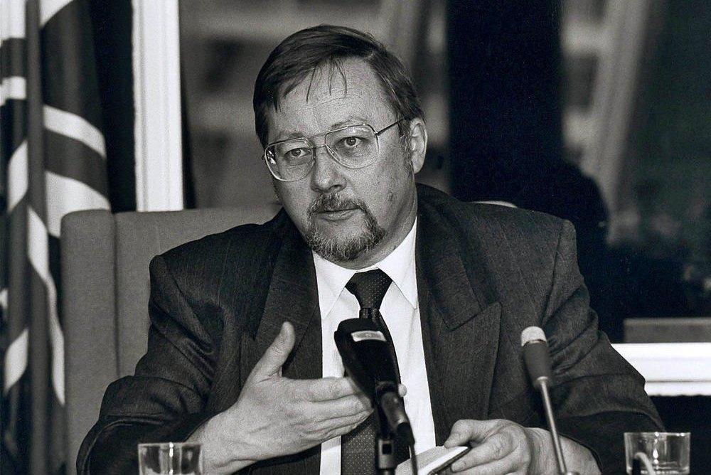 Landsbergio prezidentas: sündejo, ki kiti džiaugėsi