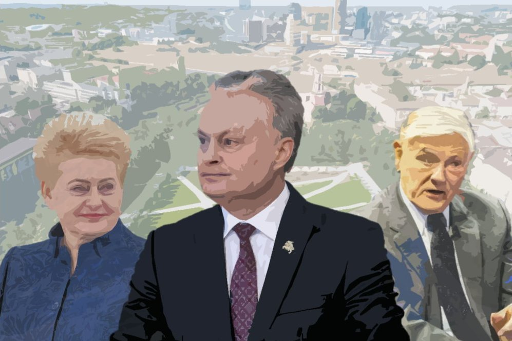 Mūšis dėl Lukiškių aikštės: Nausėda palaimino tai, ką Adamkus pasmerkė   tv3.lt