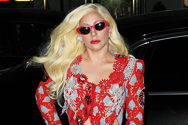 Lady Gaga  (nuotr. Vida Press)