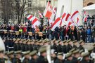 Lietuvoje prasideda sukilėlių laidotuvės (nuotr. Fotodiena/Justino Auškelio)