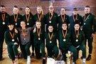 Lietuvos jaunių (U17) merginų krepšinio rinktinė (nuotr. Instagram)