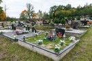 Pamatykite, kaip atrodo kapavietės prieš Vėlines (nuotr. Tv3.lt/Ruslano Kondratjevo)