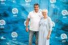 Neringos savivaldybės meras Darius Jasaitis su žmona_ (nuotr. Organizatorių)