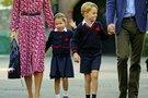 Princesė Šarlotė ir Princas George'as (nuotr. stop kadras)