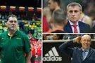Kas užims Lietuvos rinktinės trenerio postą? (tv3.lt fotomontažas)