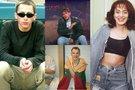 Praeities kadruose – Lietuvos žvaigždės: ar atpažįstate? (nuotr. socialinių tinklų)