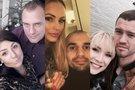 Einikis, Goda ir Rolandas Alijevai, Natalija Bunkė ir Vilmantas Dilys (tv3.lt fotomontažas)