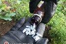 Aptiktos narkotinės medžiagos (nuotr. Policijos)