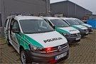 Policija nusipirko virš 100 naujų automobilių (nuotr. Lietuvos policija)