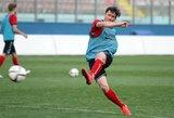 Saulius Mikoliūnas ateinantį sezoną žais Lietuvos futbolo čempionų gretose