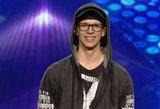 """Lietuviškasis Eminemas užkūrė pirtį """"X faktoriaus"""" scenoje: Samas plojo atsistojęs"""