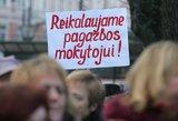 Pedagogus paliko ant ledo: ilgai lauktos reformos dar teks palaukti