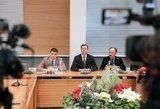 Vilniaus administracijai bus išmokėta per 40 tūkst. eurų išeitinių kompensacijų
