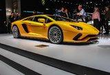 """Ženeva 2017 : """"Pagani"""" ir """"Lamborghini"""" - dvi skirtingos superautomobilių koncepcijos"""