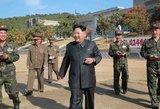Šiaurės Korėja giriasi išbandžiusi termobranduolinę bombą