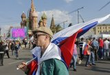 Šveicarija paskelbė sankcijas dar 15 Rusijos ir Ukrainos piliečių