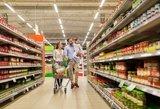 Paviešino, kurie maisto produktai Lietuvoje daug prastesnės kokybės nei Vokietijoje