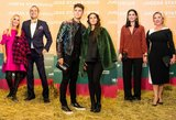 Į Juozo Statkevičiaus šou atvykusios žvaigždės nesikuklino: atskleidė stiliaus fantaziją