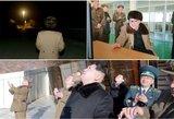 """Šiaurės Korėjos lyderis bus paskelbtas """"Didžiąja saule"""""""