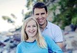 Iš Danijos į Lietuvą šeima sugrįžo po 10 metų: teko pagyventi ir kempinge