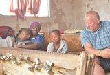 Vytaro Radzevičiaus įspūdžiai Svazilande sukrečia ir jaudina