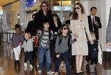 Jie viską nugalėjo: Angelinos Jolie ir Brado Pitto šeima vėl pagausės?