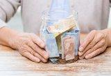 Pensijų reforma kelia susirūpinimą: galime neišvysti visų sukauptų pinigų