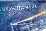 Lietuvos bankui suteiktas makroprudencinės politikos mandatas