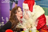 Liveta Kazlauskienė apie asmeninį Kalėdų senelį: jis išpildo visus mano norus