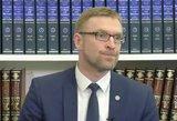 Kukuraitis prakalbo apie užsieniečių norimą įvaikinti 10-metę