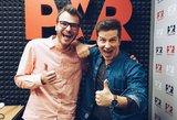 """Į """"Power Hit Radio"""" grįžta legendinis žaidimas TAIP NE: už pulto – naujas vedėjas"""