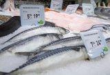 Šventiniam stalui – silkė ir žuvis