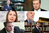 Ekonomistų lenktynės: kas pavaizduos liūdniausią Lietuvos scenarijų?