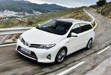 """Brangiausia automobilių markė – """"Toyota"""""""