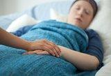 Klastinga diagnozė – limfoma. Susitaikyti ar kovoti?