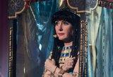 Projekte pasirodžiusi Kleopatra privertė išsižioti: ar atpažinsite garsią moterį?