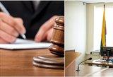 Atverčia skandalingą bylą: dėl korupcijos duodant nedarbingumą kaltina 11 asmenų