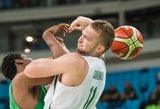 Po dvikovos su Nigerija – pažymiai Lietuvos krepšininkams