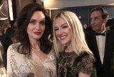 Holivudą užkariaujanti lietuvė įsiamžino su Angelina Jolie: jos istorija primena pasaką