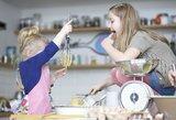 B. Nicholson pristato kulinarinę rubriką vaikams