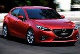 "Europoje auga ""Mazda"" pardavimai"