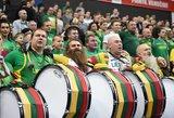 Vyresnių žaidėjų vedama Lietuvos rinktinė nukovė Nyderlandus