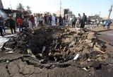 Irake sprogimo Dijalos provincijoje aukų skaičius išaugo iki 115