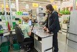 Ar darbdaviui dar reikia kasininkės su dviem aukštaisiais?